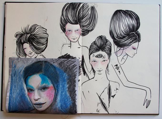 sketchFabianaQueiroga