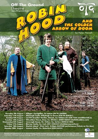 Robin Hood & The Golden Arrow of Doom