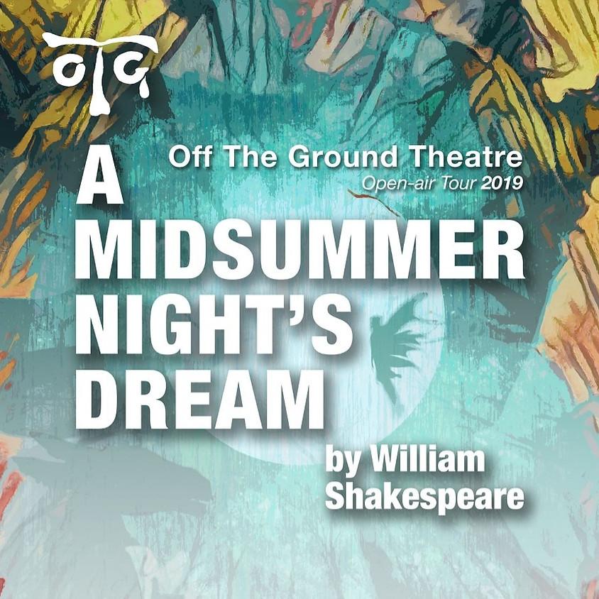 A Midsummer Night's Dream - Glebe Gardens, Baltimore