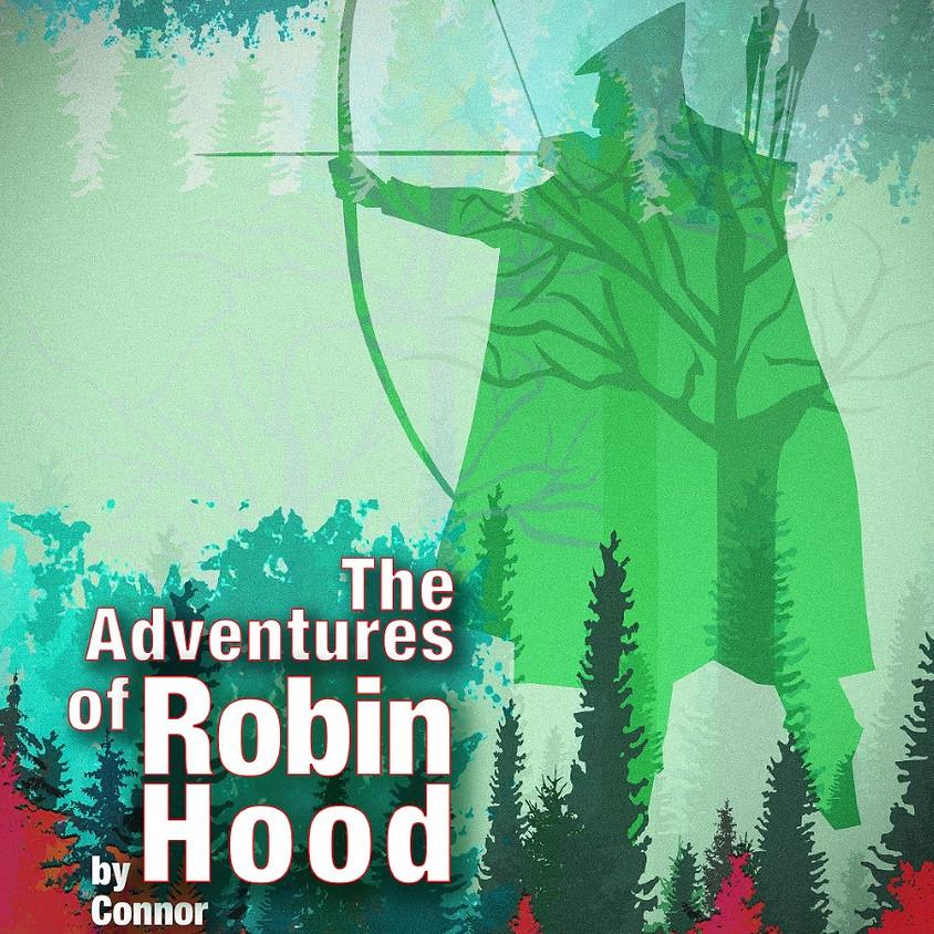 The Adventures of Robin Hood - Plas Newydd
