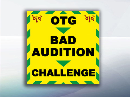 The Bad Audition Challenge