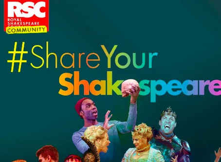 Share Your Shakespeare!