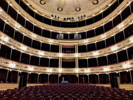 10 Ways Self Isolation is Like a Night at the Theatre