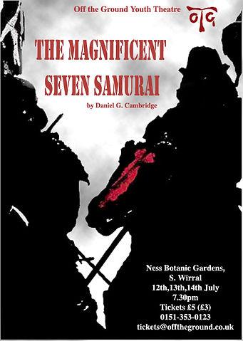 The Magnificent Seven Samurai