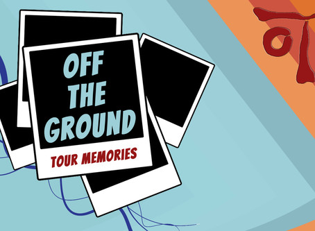 Tour Memories - Finishing Off