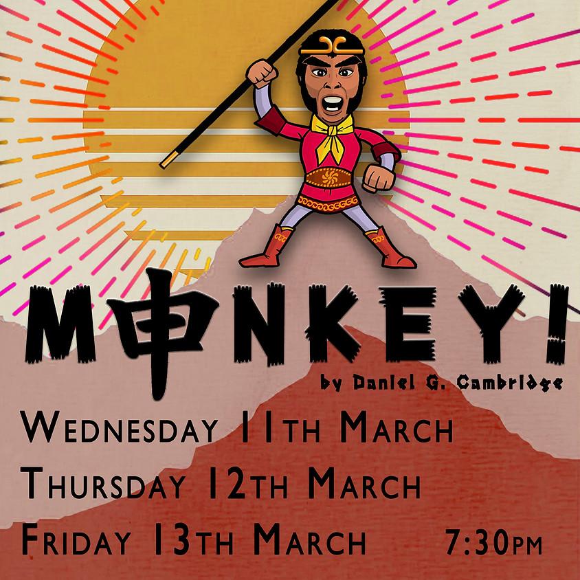 (YT) Monkey! - Friday