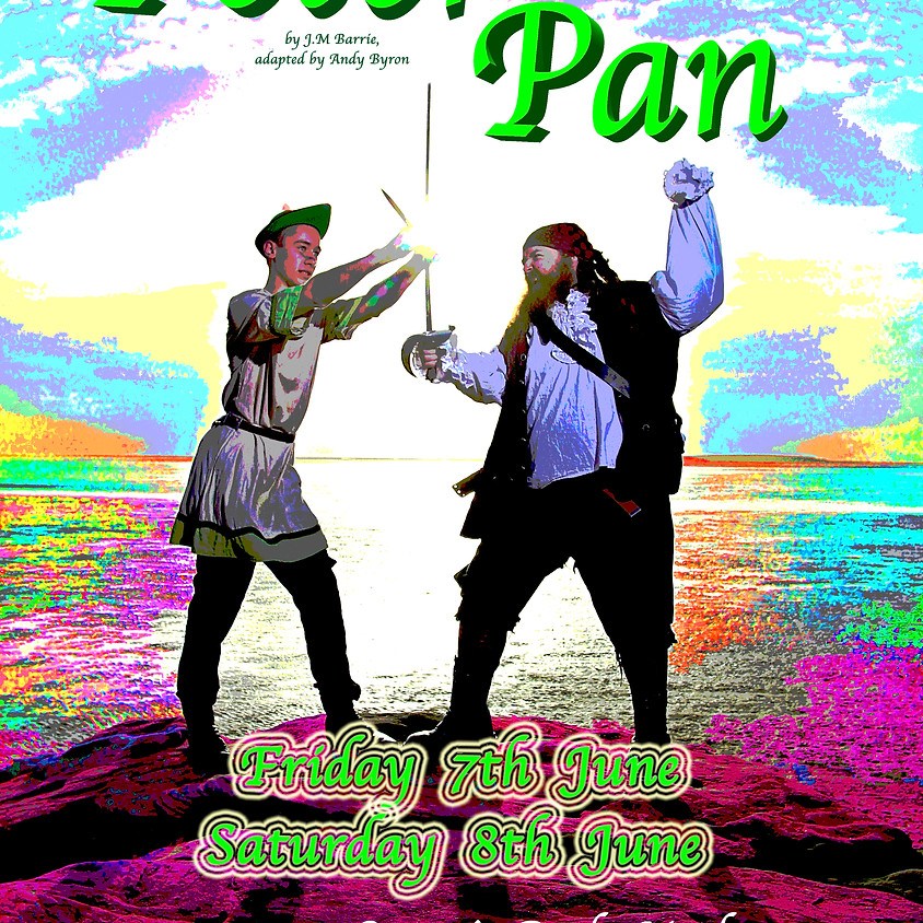 Peter Pan - Queen's Park, Friday