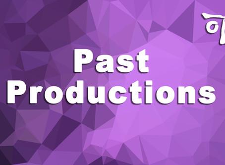 OTG Past Productions