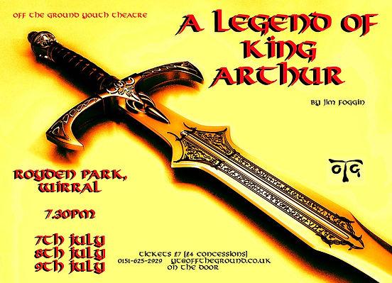 A Legend of King Arthur (2011)
