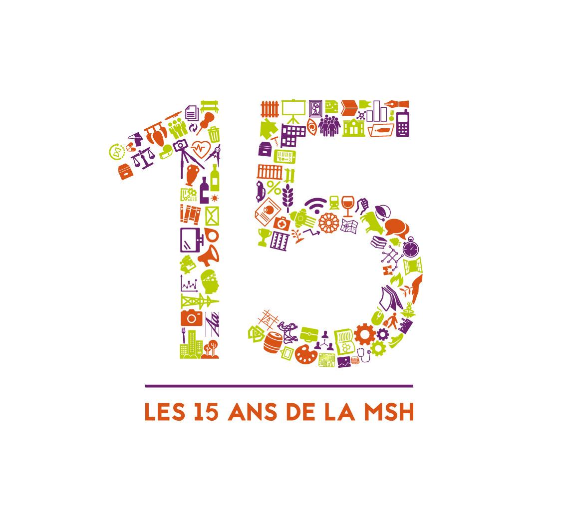 Les 15 ans de la MSH