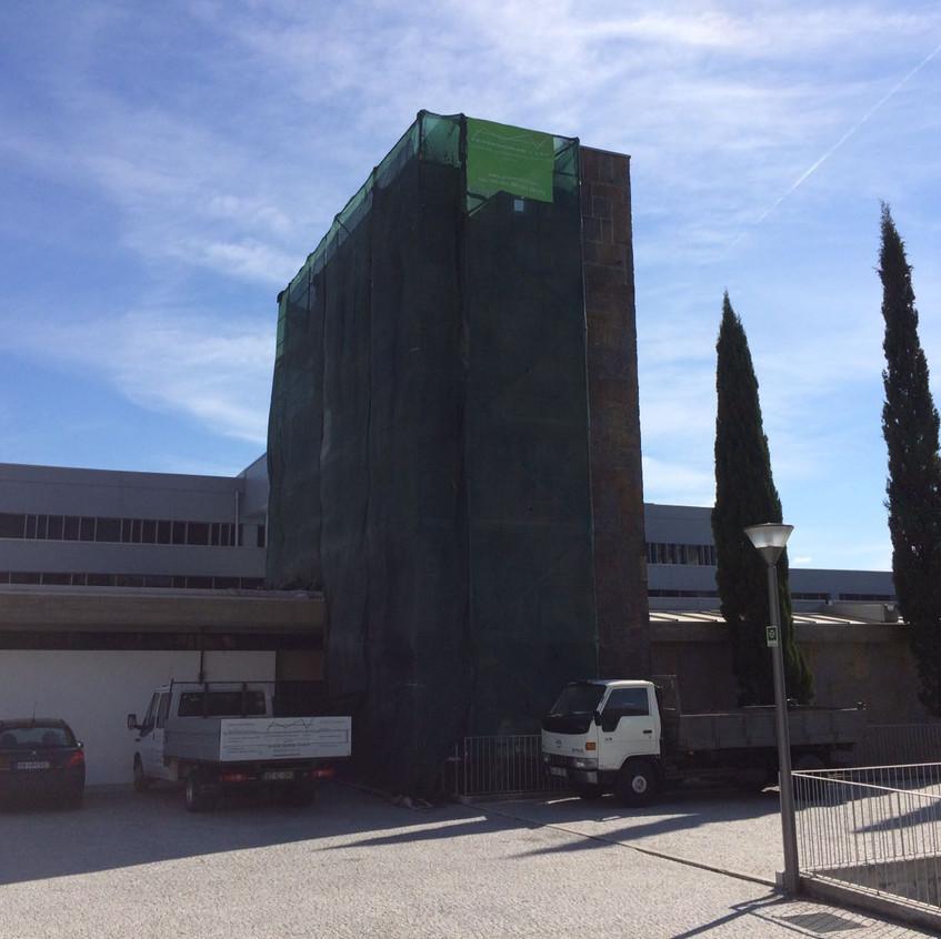 reabilitação e conservação de torre