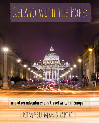 """New edition of """"Gelato with the Pope"""""""