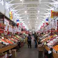 St John City Market