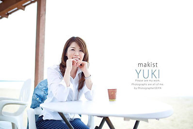 帆足由紀子,Yukiko Hoasi,メイクアップアーティスト
