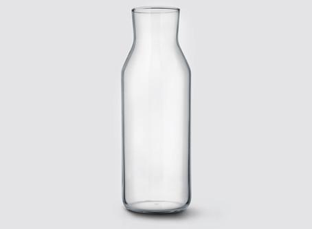 transparent like glass