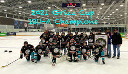 2021 12UA Grizz Cup Champions