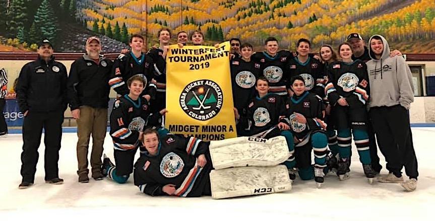 2019 AHA Winterfest Minor A