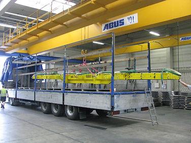 Wilhelm Stockbrügger oHG Stahl-Service-Center_Logistik