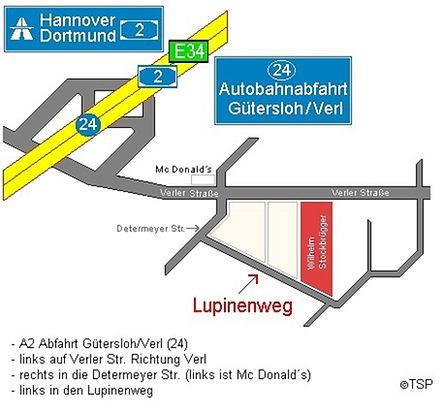 Wilhelm Stockbrügger oHG Stahl-Service-Center_Anfahrt