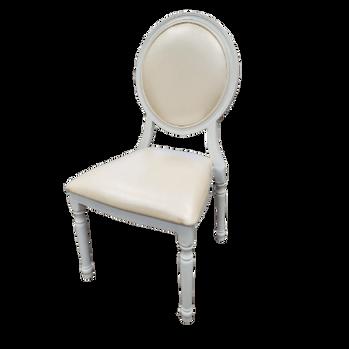 White Pearl Banquet Chair