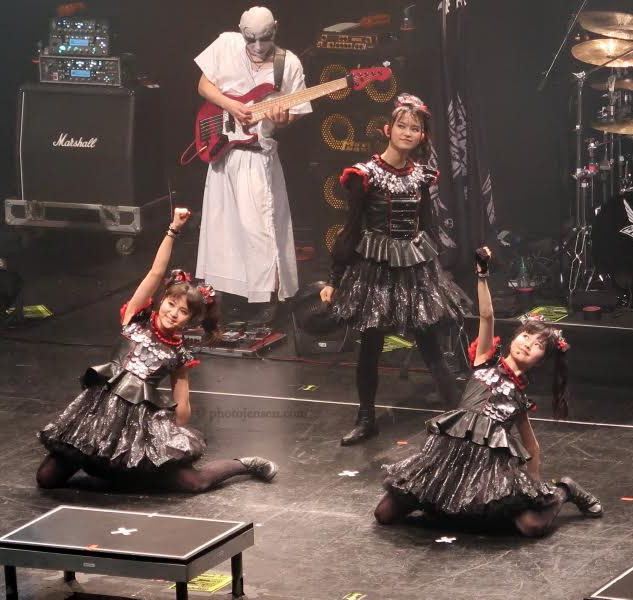 Babymetal - Wiltern 2016