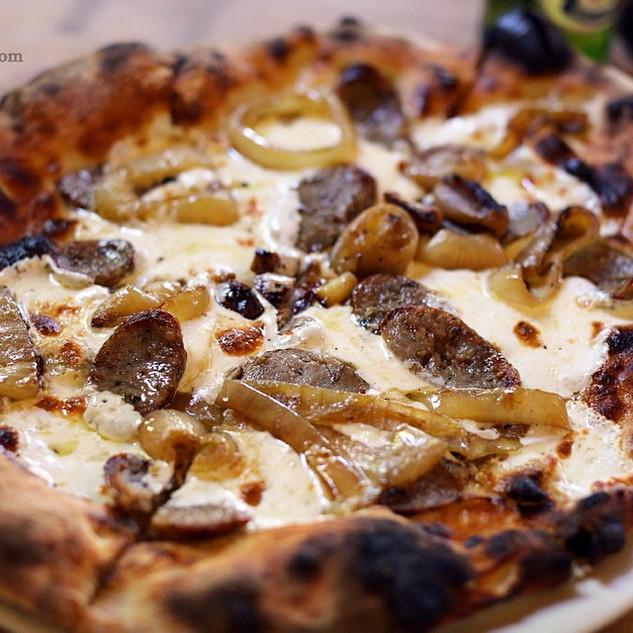 Pizza at Pizzeria Bianco