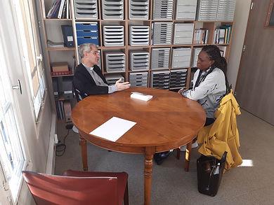 Interview avec Mgr Denis Jachiet