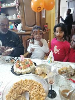 Nos anniversaires au Foyer St Benoit