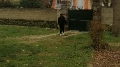 Visite de Dercy, lycéenne à Jehan de Chelles, Seine et Marne