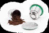 แคปซูลกาแฟ รีฟิล กาแฟแคปซูล กาแฟสด Nespresso