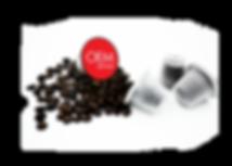 รับผลิตกาแฟแคปซูล OEM ในแบรนด์ของคุณ