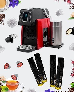 เครื่องชงกาแฟแคปซูล แคปซูลกาแฟ Nespresso กาแฟสด เครื่องชงกาแฟราคาถูก