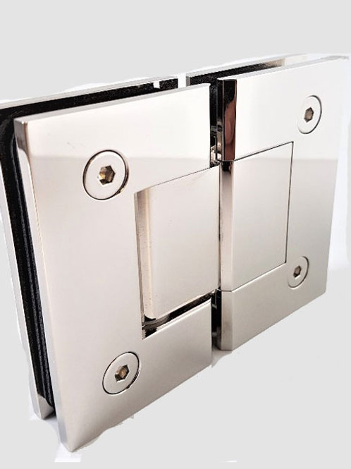 180 DEGREE GLASS TO GLASS HINGES