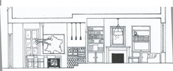 elevation drawing for Gowlett Road