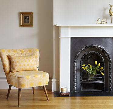 residential interior designer based in South London