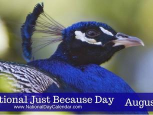 National Just Because Day - Euclid, Ohio & polkas Bill Nash Character – Jack Slater + Eric Johan