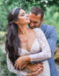 Photo coupe mariage