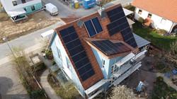 9,9kwp-PV-Anlage in Schlingen