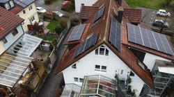 9,9kwp-PV-Anlage in Teningen