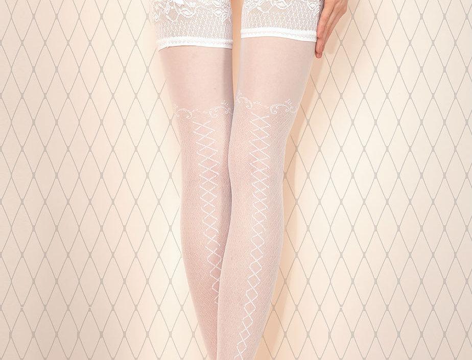 Ballerina (432) White
