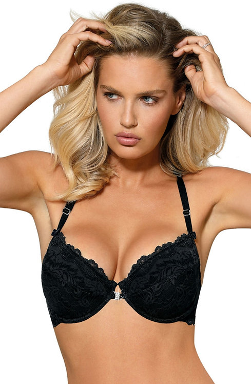 Sefia Push Up Bra In Black