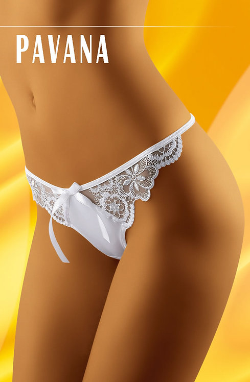 Pavana Thong In White
