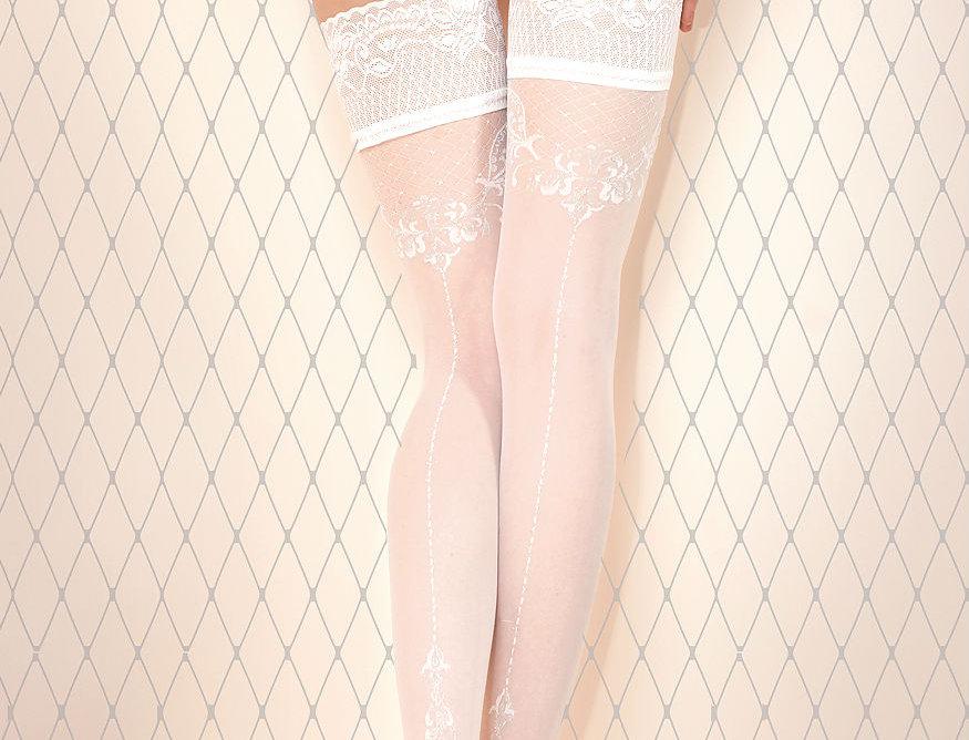 Ballerina (433) White