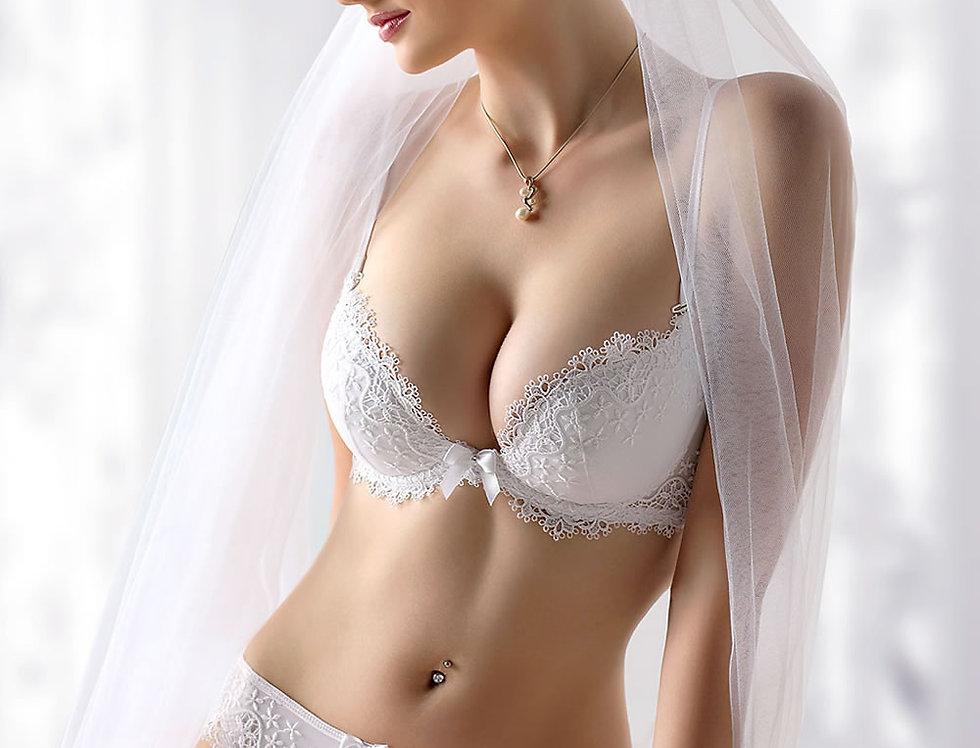 Bliss Suspender Thong