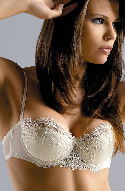 Jonquil Bra In White
