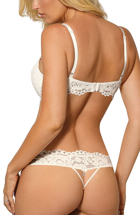 Newia Thong In Ivory