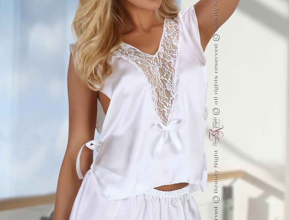 Mellissa In White