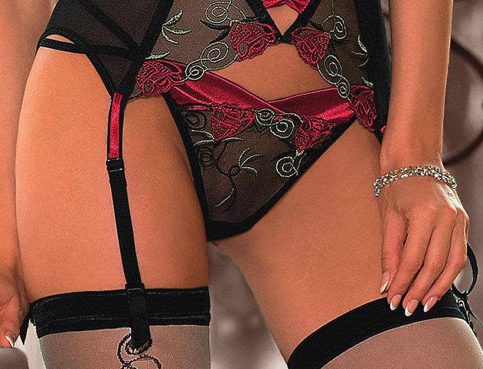 Rufina Suspender Belt