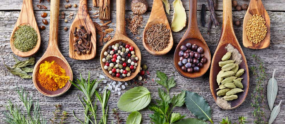 9 Herbs and Spices to Support Immunity