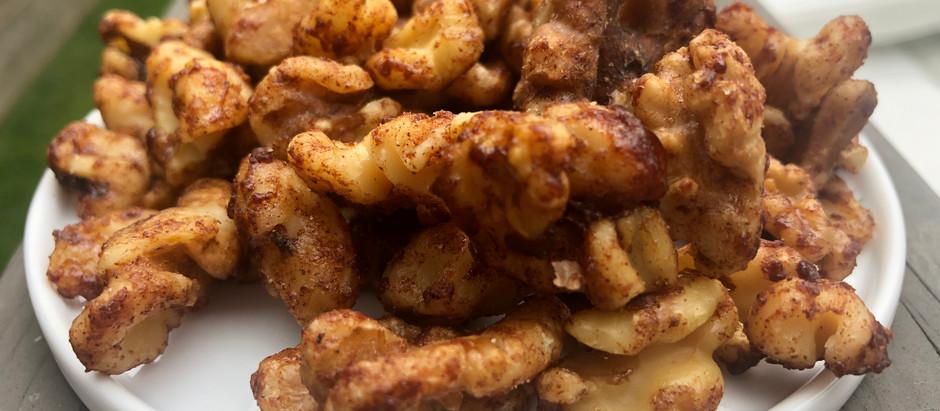 Crunchy Candied Walnuts